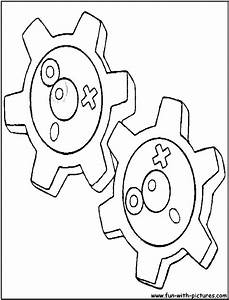Steel Pokemon Coloring Pages - Free Printable Colouring ...