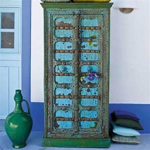 Maison Du Monde Armoire : armoire indienne madras maisons du monde pickture ~ Melissatoandfro.com Idées de Décoration