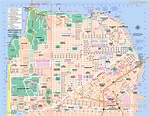 Street Map Of San Francisco - Maps For You