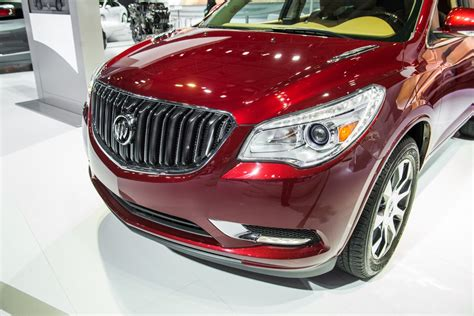 Buick Enclave Colors by 2017 Buick Enclave The Brand New Primary Animal Carbuzz Info