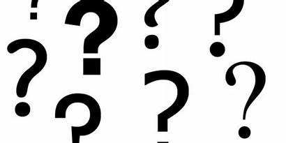 Question Marks Career Holidays Addressing Strategies Thoughts