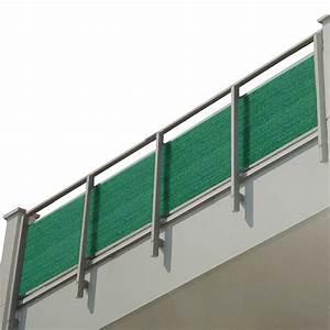 Balkon Sichtschutz Grün : sichtschutz 5m zaun balkonschutz windschutz balkon sichtblende blickdicht gr n ~ Markanthonyermac.com Haus und Dekorationen