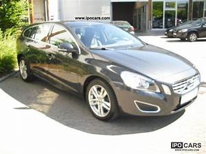 Volvo V60 Summum : 2010 volvo v60 d5 summum xeniumpaket automatic car photo and specs ~ Gottalentnigeria.com Avis de Voitures