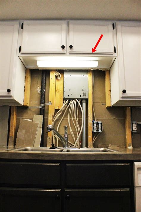 diy kitchen lighting upgrade led under cabinet lights