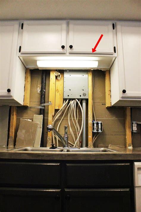 Diy Kitchen Lighting Upgrade Led Undercabinet Lights