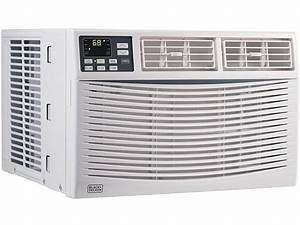 Black  U0026 Decker Bwac12wt 12 000 Btu Cooling Capacity Window Air Conditioner With Remote
