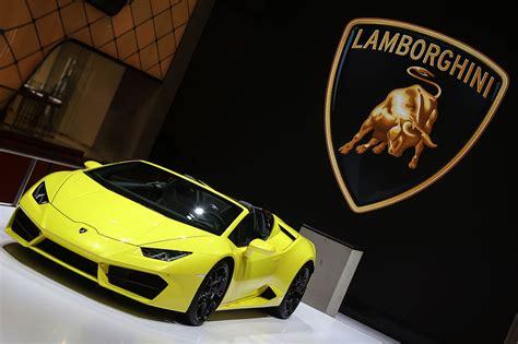 Debut Lamborghini Huracan Performante Dan Aventador S Di Asia
