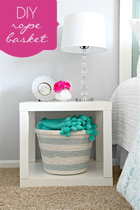 20 great diy storage basket ideas style motivation