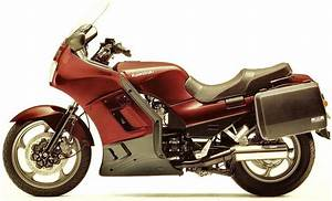 Kawasaki 1000gtr Concours 1986