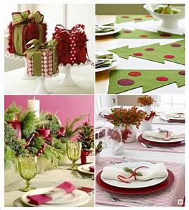 Deco De Table Noel Osez L39originalit