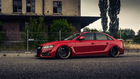 Magical Gangsta Widebody Audi A4  Best Performance Adv