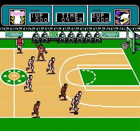 ultimate basketball  game gamefabrique