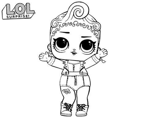foto di ragazze da colorare in bianco e nero pagine da colorare con bambole lol 80 immagini