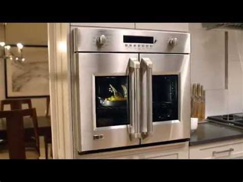 thoughtful details monograms french door wall oven youtube