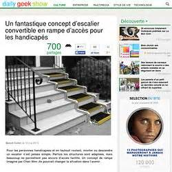 re escalier pour handicape et inovations handicap pearltrees