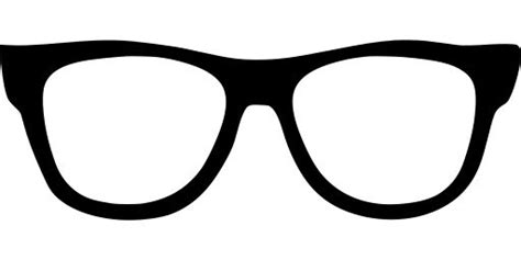 Svg Study Nerd Spectacles Eyeglasses Free Svg Image
