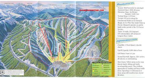 history  monarch ski  snowboard area
