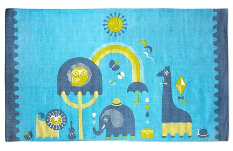 Playful And Whimsical Kids' Rugs