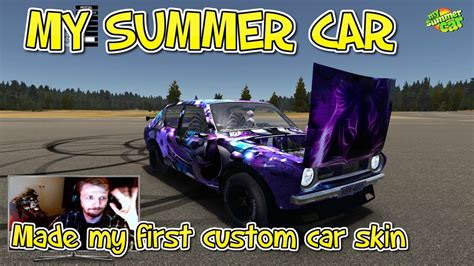 My Summer Car Custom Skins Car Customization Website