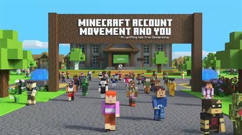 Minecraft Java Edition Will Require A Microsoft Account