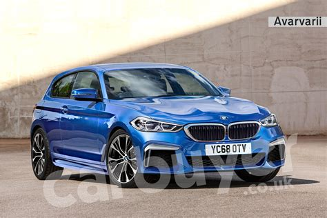 New Bmw 1 Series Goes Frontwheel Drive Carbuyer