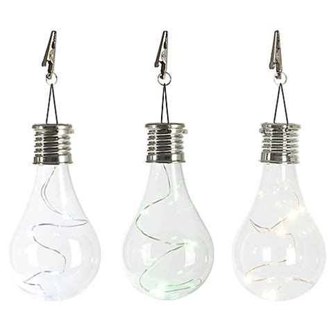 solar umbrella clip lights solar light bulb umbrella clip light bedbathandbeyond
