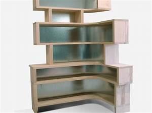 Meuble D Angle Salon : biblioth que d 39 angle projet 2 pinterest meilleures id es angles meuble angle et etagere salon ~ Teatrodelosmanantiales.com Idées de Décoration