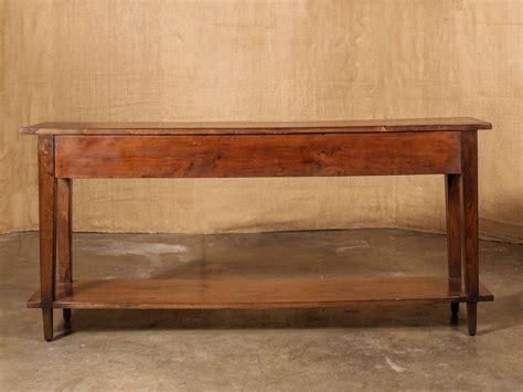 french country sofa table rustic french country sofa table at 1stdibs