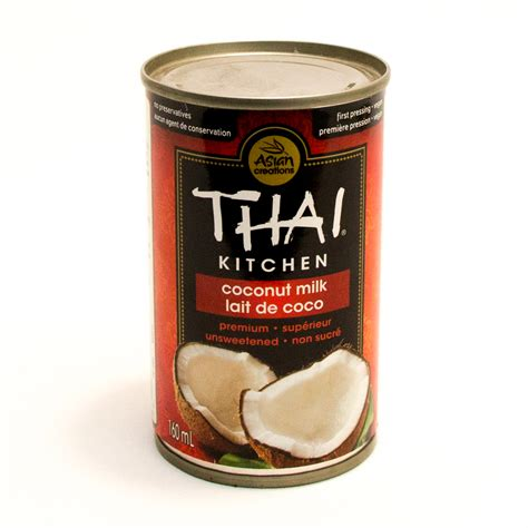 thai kitchen organic coconut milk premium coconut milk dairy thai kitchen 8446