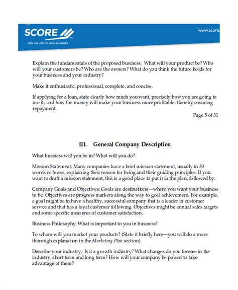 startup business plan template 8 software business plan templates sle templates
