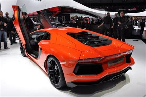 Lamborghini's 10year Lineup Leaked?  Imagine Lifestyles