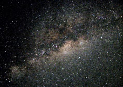 Milky Way Night Sky Focus