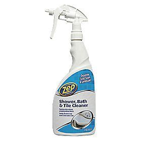 zep ceramic tile cleaner zep commercial shower bath tile cleaner 750ml