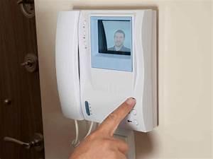 Interphone Video Sans Fil Leroy Merlin : bien choisir son interphone ou son visiophone ~ Dailycaller-alerts.com Idées de Décoration