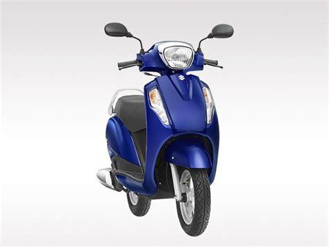 Suzuki Access Review by Suzuki Access 125 Se Review Suzuki Access 125 Se Test