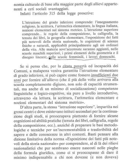Legge Casati by La Legge Casati 1859 Estri Maestri