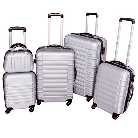 handgepäck koffer hartschale jalano kofferset 5 teilig handgep 228 ck hartschale koffer 4