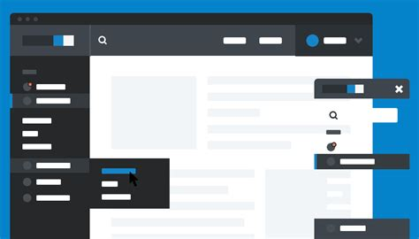 css template top bar responsive sidebar navigation in css and jquery codyhouse