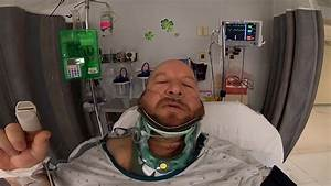 Neck Spinal Surgery  Recovery As Of 7 Days