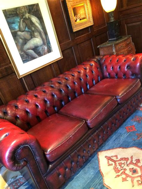 shabby chic leather sofa stunning antique chesterfield sofa dark red three seater shabby chic leather decor love