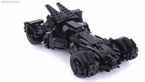 Lego Batman Batmobile : custom lego batman vs superman batmobile moc 2nd look ~ Nature-et-papiers.com Idées de Décoration
