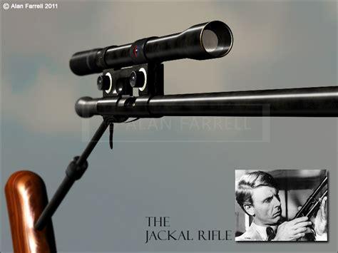 The Jackal Rifle By Alanfarrell On Deviantart