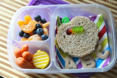 easy lunchbox ideas for the family family fresh meals 348 | Little D Lunch