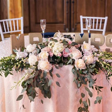 718 Best Images About Sweetheart Table Ideas On Pinterest