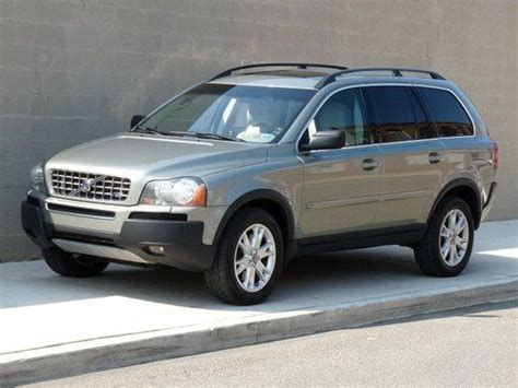 Purchase Used Beautiful 2006 Volvo Xc90 Awd V8dvd3rd
