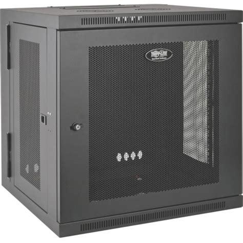 wall mount server cabinet tripp lite srw12us wall mount rack enclosure server