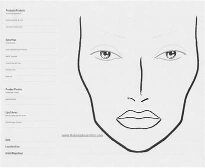 Makeup Face Mac Charts Printable Anarchist Chart