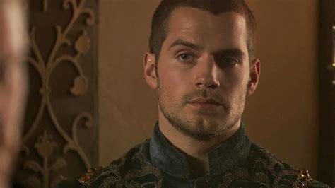 Henry Cavill News Did Somebody Say 'the Tudors' Marathon