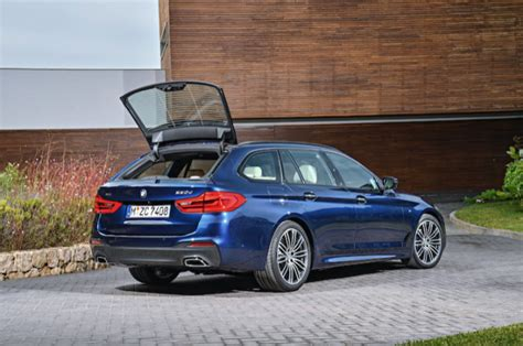 Here's The New Bmw 5-series Wagon