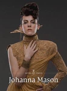 The Hunger Games: Catching Fire Jena Malone first look ...